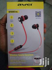 Awei B980BL Bluetooth Earphones   Accessories for Mobile Phones & Tablets for sale in Nairobi, Nairobi Central