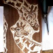 Wall Art - Engraved Giraffes | Home Accessories for sale in Nairobi, Nairobi Central