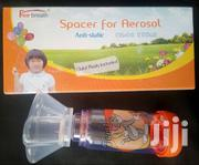 Inhaler ( Aerosal)Spacer With Mask | Skin Care for sale in Nairobi, Nairobi Central