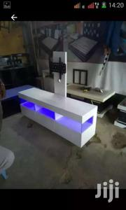 Unique Tv Cabinet With Baby Blue Light   Furniture for sale in Nairobi, Nairobi Central