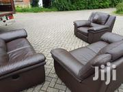 Imported Leather & Fabric Sofas From Netherlands. | Furniture for sale in Nairobi, Kasarani