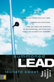 Summoned To Lead -leonard Sweet | Books & Games for sale in Nairobi, Nairobi Central