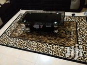 Glass Table And Carpet | Furniture for sale in Nairobi, Embakasi