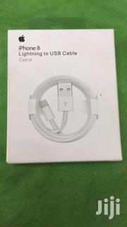 iPhone 8 Lighting To USB Original Cable | Accessories for Mobile Phones & Tablets for sale in Nairobi, Nairobi Central