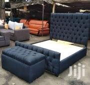 Deep Buttoned Bed   Furniture for sale in Nairobi, Nairobi Central