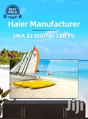 "UKA - HD Digital TV 32"" - Black 