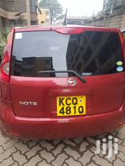 Nissan Note 2011 Red | Cars for sale in Nairobi, Kilimani