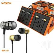 Moxom Earphones | Accessories for Mobile Phones & Tablets for sale in Mombasa, Tudor