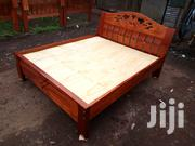 Mahogany Bed 6*6 | Furniture for sale in Nairobi, Nairobi Central