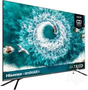 2019 Hisense Tv Uled(Qled) 50H8F 4k Andriod Hdr10 | TV & DVD Equipment for sale in Nairobi, Makina