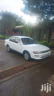 Toyota Corolla 1999 White | Cars for sale in Nairobi, Komarock