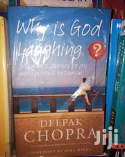 Why Is God Laughing?: The Path To Joy And Spiritual Optimism - Chopra | Books & Games for sale in Nairobi, Nairobi Central