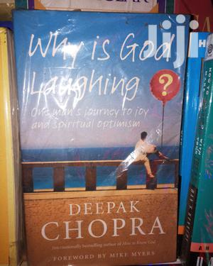 Why Is God Laughing?: The Path To Joy And Spiritual Optimism - Chopra