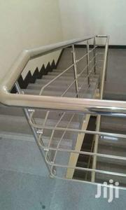 Stainless Steel Staircase Rails @ Ruiru-eastern Bypass Roundabout | Building Materials for sale in Kiambu, Gitothua