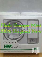 OPPO F3 F5 F7 F9 FastVOOC ORIGINAL CABLE + TRAVEL  Fastcharger | Accessories for Mobile Phones & Tablets for sale in Nairobi, Nairobi Central