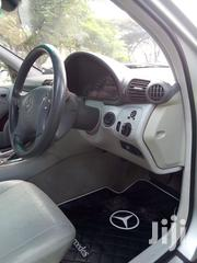 Mercedes-Benz C200 2007 Silver | Cars for sale in Kisumu, Market Milimani
