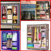 3column Wooden Wardrobes | Furniture for sale in Kajiado, Kitengela