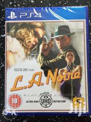 L.A Noire Ps4 | Video Game Consoles for sale in Nairobi, Nairobi Central