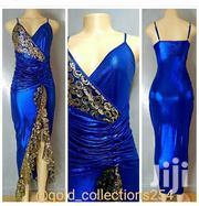 Quality Metallic Blue Dress Size 10/12 | Clothing for sale in Nairobi, Nairobi Central