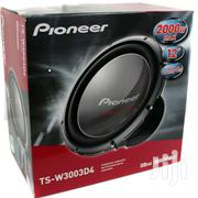 Pioneer 2000 Watts Double Coil Woofer New In Shop   Vehicle Parts & Accessories for sale in Nairobi, Nairobi Central