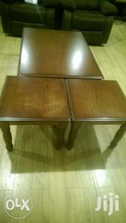 Antique Coffee Table,Side Stools And Nest Of Stools | Furniture for sale in Nairobi, Nairobi Central