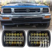 Toyota Surf / Hilux (Old Shape) : 5 X 7 LED Headlights | Vehicle Parts & Accessories for sale in Nairobi, Nairobi Central