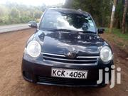 Toyota Sienta 2010 Silver | Cars for sale in Nakuru, Njoro