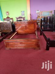 Strong Beds Mahogany Made And Well Polished | Furniture for sale in Nairobi, Karen