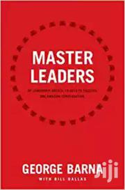 Master Leaders - George Barna | Books & Games for sale in Nairobi, Nairobi Central