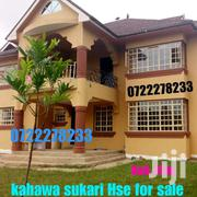 Kahawa Sukari Estate House For Sale,  Just Visit | Houses & Apartments For Sale for sale in Nairobi, Kahawa West