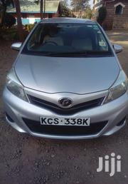 New Toyota Vitz 2011 Silver | Cars for sale in Mombasa, Tudor