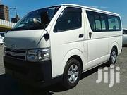 New Toyota HiAce 2012 White | Buses & Microbuses for sale in Nairobi, Parklands/Highridge