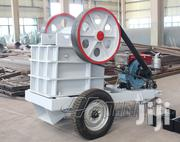 Diesel Portable Jaw Crusher 150*250 Jaw Crusher Mobile Crushing Machin | Heavy Equipments for sale in Nairobi, Embakasi