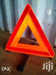 Genuine Cat Eye Heavy Duty Car Safety Triangle In Plastic With Case   Vehicle Parts & Accessories for sale in Nairobi, Parklands/Highridge