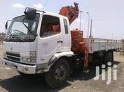 Crane Truck For Hire | Logistics Services for sale in Nairobi, Embakasi