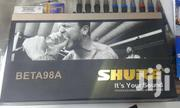 Microphone BETA 98A SHURE | Audio & Music Equipment for sale in Nairobi, Nairobi Central