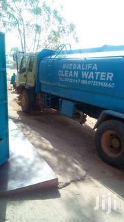 Water Bowser Supply Services | Other Services for sale in Nairobi, Kahawa West