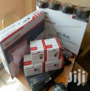 Four Hikvision 1080P 2mp Complete CCTV Cameras | Cameras, Video Cameras & Accessories for sale in Nairobi, Nairobi Central