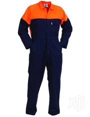 Long Sleeve Contrast Polycotton Overalls | Clothing for sale in Nairobi, Nairobi Central