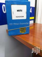 VGA HDMI Converter With Audio And USB  Cable For Powering | Audio & Music Equipment for sale in Nairobi, Nairobi Central