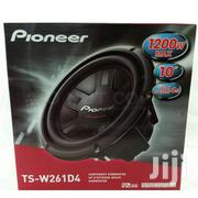 Pioneer Double Voice Coil Woofer 1200 Watts 10 Inch Woofer Deep Bass   Vehicle Parts & Accessories for sale in Nairobi, Nairobi Central