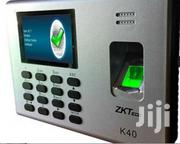Zk Teco K40 Biometric Time Attendance Terminal | Safety Equipment for sale in Nairobi, Nairobi Central