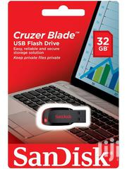 Sandisk Cruzer Blade 32GB USB 2.0 Flash Drive | Computer Accessories  for sale in Nairobi, Nairobi Central
