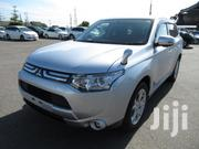 New Mitsubishi Outlander 2014 Silver | Cars for sale in Nairobi, Parklands/Highridge