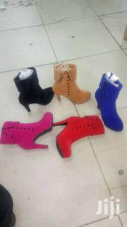 Classic Boot Heels | Shoes for sale in Nakuru, Bahati