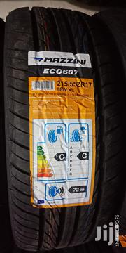 Brand New Mazzini Tyres 215/55R17 | Vehicle Parts & Accessories for sale in Nairobi, Nairobi Central