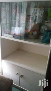 Wooden Dresser With Lockable Cabinet | Furniture for sale in Nairobi, Woodley/Kenyatta Golf Course