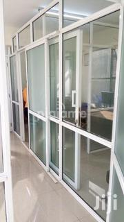 Professional Aluminium And Glass Partition | Other Repair & Constraction Items for sale in Nairobi, Harambee