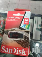 Sandisk Usb Flash Drive 16gb | Computer Accessories  for sale in Nairobi, Nairobi Central