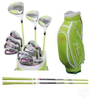 Tigeroar Women's Golf Club Set